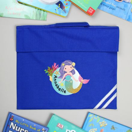 Red or Blue Book Bags (4 designs)
